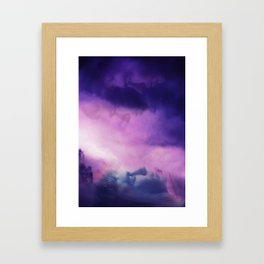 The Great Gig In the Sky Framed Art Print