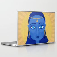 et Laptop & iPad Skins featuring ET by Mille Kurowsky