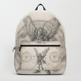 Michael: The Right Hand of God Backpack