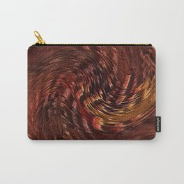 Mixing Copper Metallic Carry-All Pouch