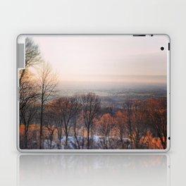 Orange Sunset Laptop & iPad Skin