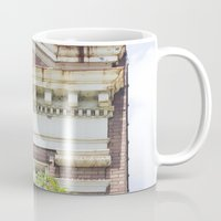 history Mugs featuring History by Rachael Anthoney