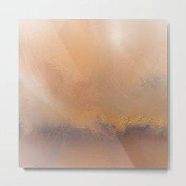 Sandstorm Metal Print