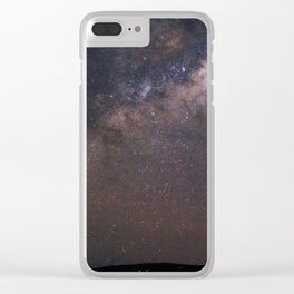 Milky Way in Chile Clear iPhone Case