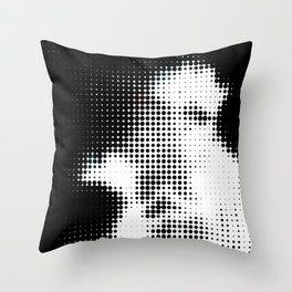 The Lurker Throw Pillow