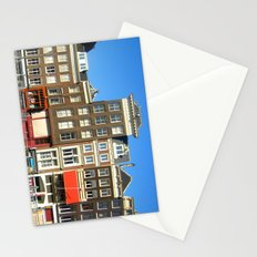 Line Up in Amsterdam. Stationery Cards