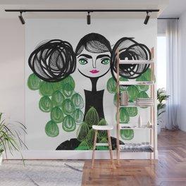 Jade Wall Mural