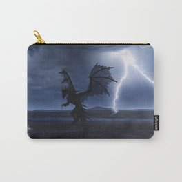 Dragon in the darkness Carry-All Pouch