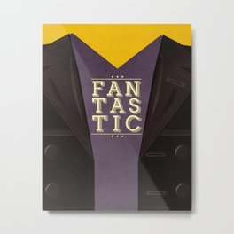 Doctor Who - Fantastic Metal Print
