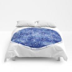 Star Map II Comforters