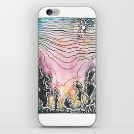 Sea Bed iPhone Skin