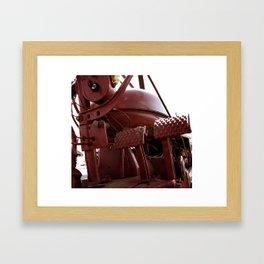 Farmall Framed Art Print