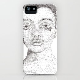Monsoon Emotions iPhone Case