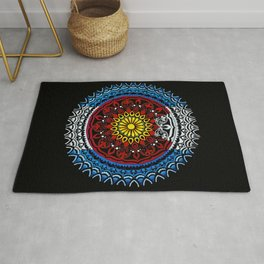 Colorado Mandala Rug