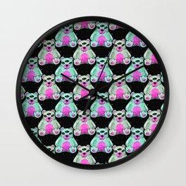 bear gang Wall Clock