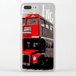 City-Art LONDON Westminster Clear iPhone Case