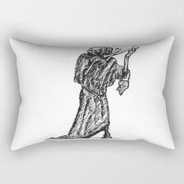 A jolly tune! Rectangular Pillow
