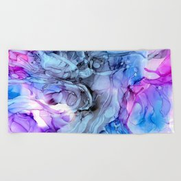 At The Ballet Beach Towel