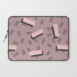 Lined Up Laptop Sleeve