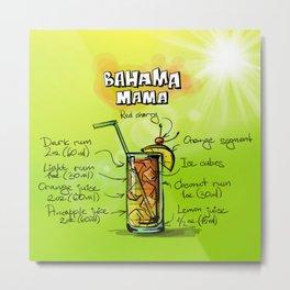 Bahama_Mama_002_by_JAMFoto Metal Print