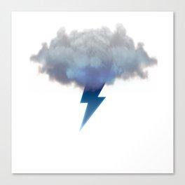 Cloud Storm Canvas Print