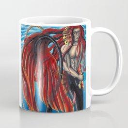 Danger in the ocean Coffee Mug