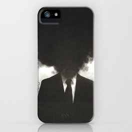Confessions of a Guilty Mind. iPhone Case