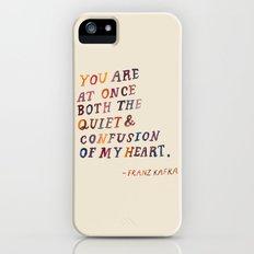 Kafka Slim Case iPhone (5, 5s)