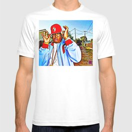 """SYNONYMOUS W/ BAY AREA RAP"" T-shirt"