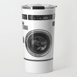 Laundromat Travel Mug