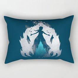 Monster Within Rectangular Pillow