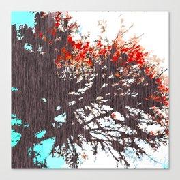 """Tree Blossoms"" Canvas Print"