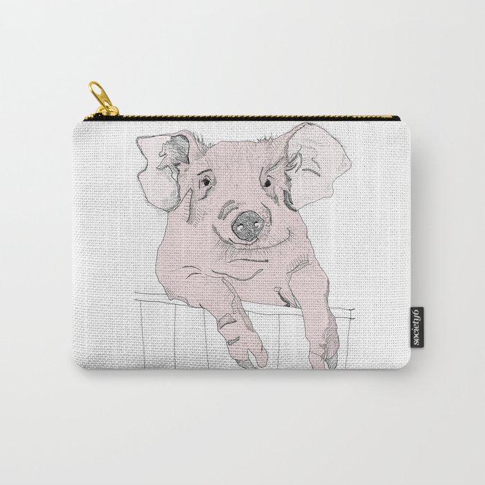 Piggywig Carry-All Pouch