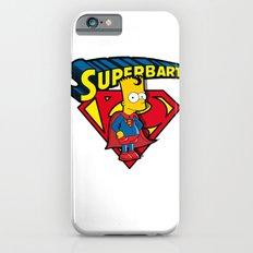 Superbart: the Simpsons superheroes (Bart Simpson meets Superman) Slim Case iPhone 6s