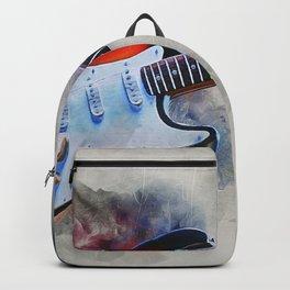 Electric Gitar Backpack