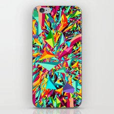 Candy Explosion iPhone & iPod Skin