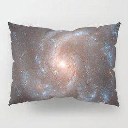 Spiral Galaxy in the Constellation Virgo Pillow Sham