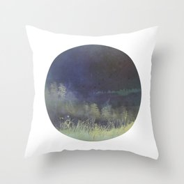 Planet 501110 Throw Pillow