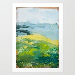 Mersea Morning Art Print