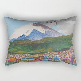 Cotopaxi, Ecuador Rectangular Pillow