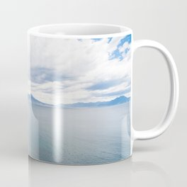 Posillipo view on the bay of Naples Coffee Mug