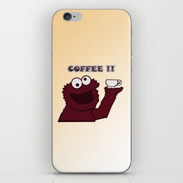 COFFEE!!!! iPhone Skin