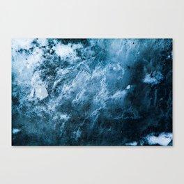 Black Ice Canvas Print