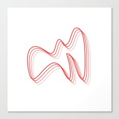 La Grand Vitesse (The Calder) Canvas Print