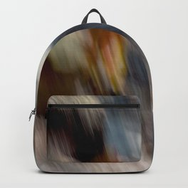 Wind in cliffs Backpack