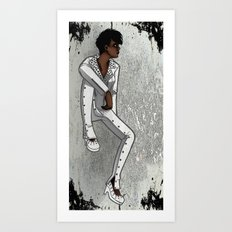 Luv Sic Art Print