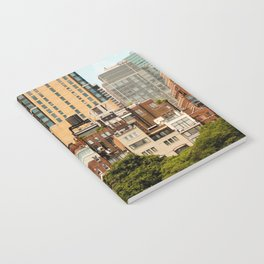 New York architecture Notebook