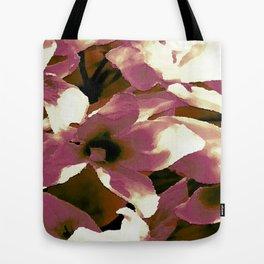 Silk Illusion Tote Bag