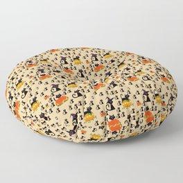 FALL CAT Floor Pillow