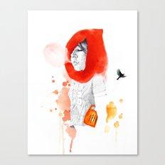 Recuerdos Canvas Print